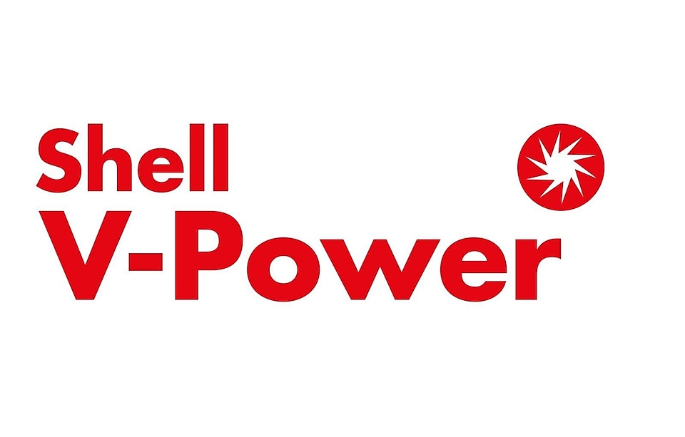 shell v-power logo