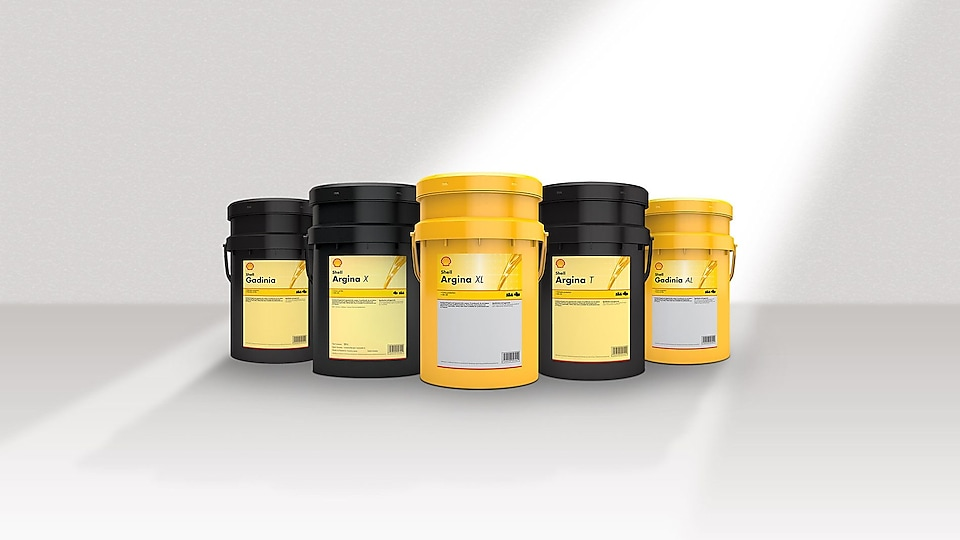 Lubricants Product Range | Shell Oman Marketing Company Oman