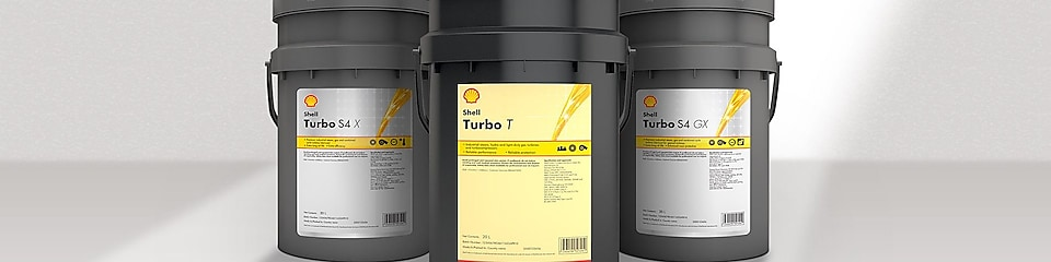 Shell Turbo - Turbine oils