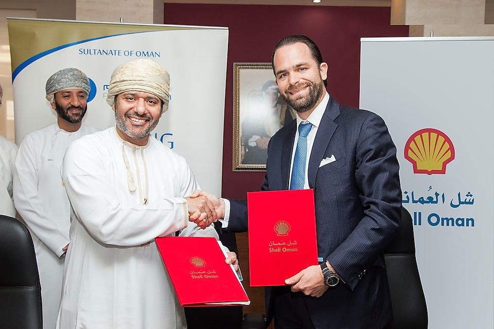 shell-oman-signs-agreement