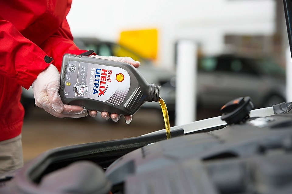 Shell Engine Oils and Lubricants | Shell Oman Marketing Company Oman
